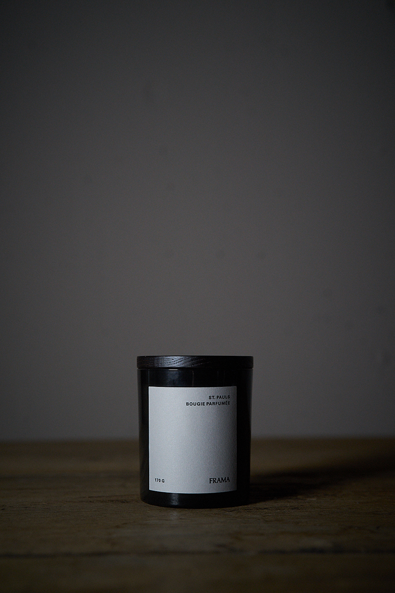 St.Pauls Scented Candle 170g